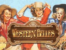 Азартная игра Western Belles